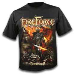 Fireforce T-Shirt Front