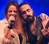 AB Live Sara + Dan